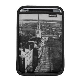 1859 :  Une vue de Boston de la Chambre d'état Housse iPad Mini
