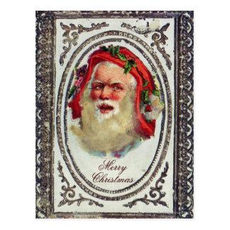 1878 : Une carte de voeux victorienne de Noël