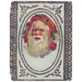 1878 : Une carte de voeux victorienne de Noël Protection iPad