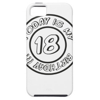 18 BIRTHDAY COQUES Case-Mate iPhone 5