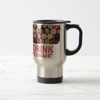 18 février - jour de vin de boissons mug de voyage
