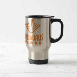 18 janvier - jour de thésaurus mug de voyage