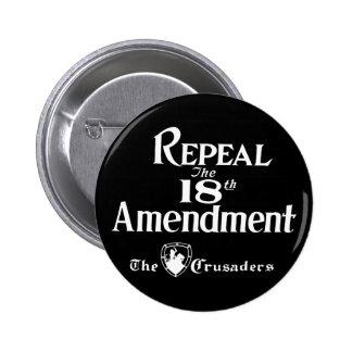 18ème Amendement Badge