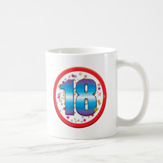 18ème Anniversaire v2 Mug