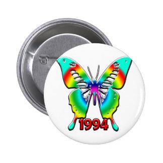 18ème Birthday, 1994 Badge