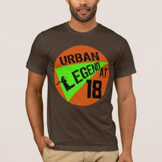 18ème T-shirt de cadeaux d'anniversaire