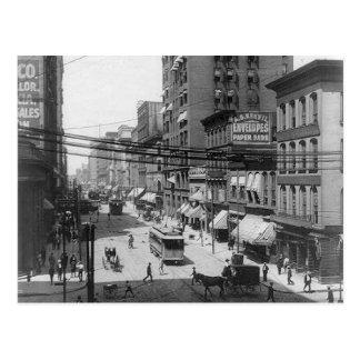 1903 4ème carte postale de St St Louis Missouri