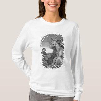 193-0082138 bravo ! , une caricature d'evenin t-shirt