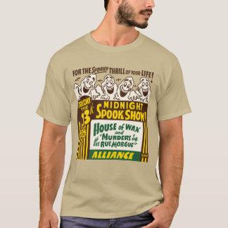 1955 - T-shirt de minuit d'exposition de spectre