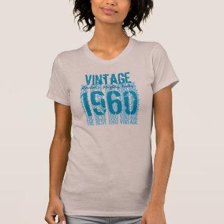 1960 ou tous cadeaux d'anniversaire vintages t-shirt