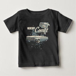 1963 comète de Mercury - cru T-shirt Pour Bébé
