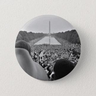 1963 droits civiques mars sur DC de Washington Pin's