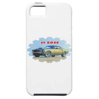 1969_Mustang Coques Case-Mate iPhone 5