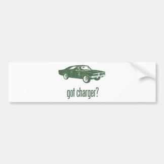 1969 Se du chargeur R/T de Dodge Autocollant De Voiture