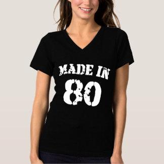 1980 a fait dans 80 t-shirt