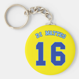 1996-98 porte-clés parti de Chelsea - DI MATTEO 16