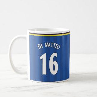 1997-99 tasse à la maison de Chelsea - DI MATTEO