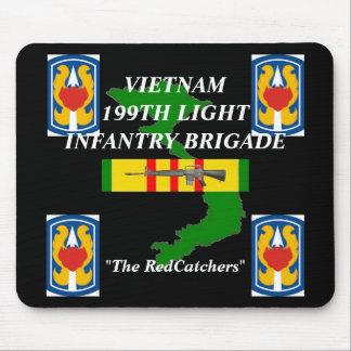 199th FNI légères Vietnam Mousepad 2/b Tapis De Souris