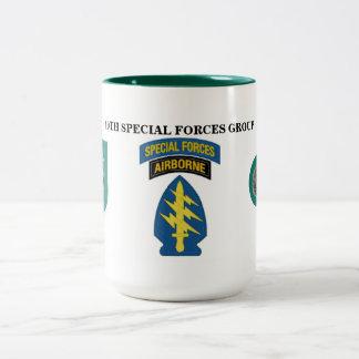 19ème TASSE de GROUPE de FORCES SPÉCIALES