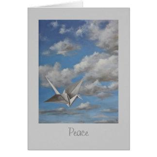 1,000th Grue, carte de paix