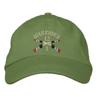 1-12ème FNI. L'Irak a croisé le casquette brodé Casquette Brodée