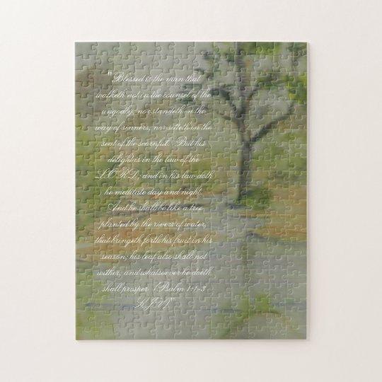 1:1 de psaume - puzzle 3