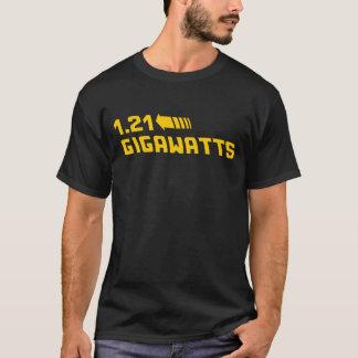 1,21 Gigawatts de T-shirt