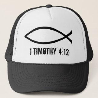 1 casquette de 4h12 de Timothy