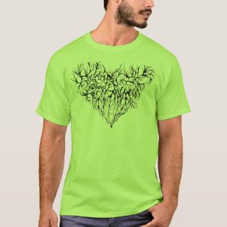 (1) cheville (maîtrisée) engloutie t-shirt