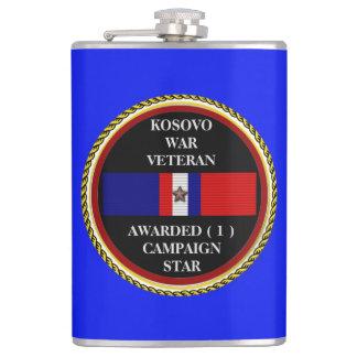 1 COMBATTANT DE KOSOVO D'ÉTOILE DE CAMPAGNE