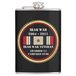 1 COMBATTANT D'IRAK D'ÉTOILE DE CAMPAGNE
