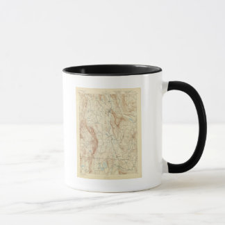 1 feuille de Sheffield Mug
