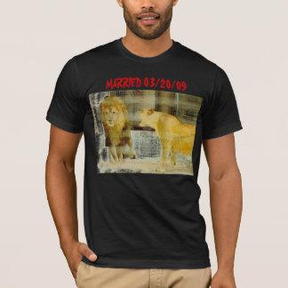 1, MARIÉ 09/20/09 - customisé - customisé T-shirt