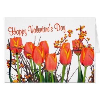 1. Merci #2 de Saint-Valentin Carte De Vœux