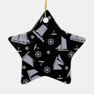 1 nautique des fernandes élégants ornement étoile en céramique