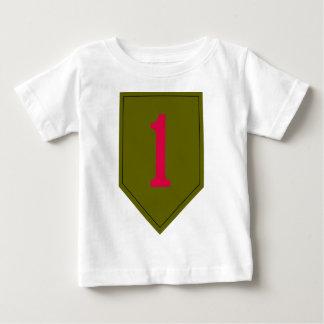 1st Infantry Division T-shirt Pour Bébé