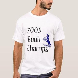 2005 champions de freux t-shirt