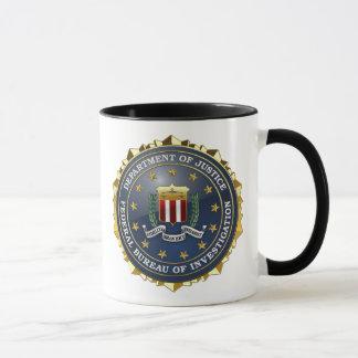 [200] Edition spéciale de FBI Mug