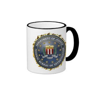 [200] Edition spéciale de FBI Mug À Café
