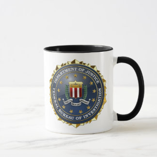 [200] Edition spéciale de FBI Tasses