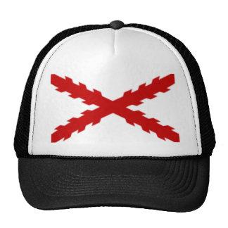 200px-Flag_of_New_Spain_svg Casquettes De Camionneur