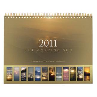 2010 (archivistique) - le calendrier