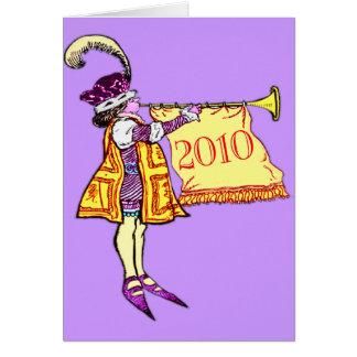 2010 CARTES DE VŒUX