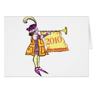 2010 CARTE DE VŒUX