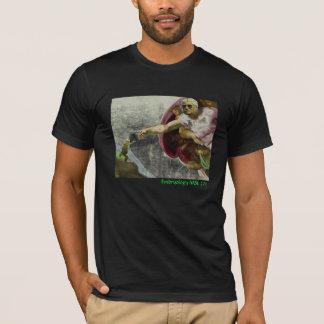2011 T-shirt escroc de l'embryologie MBL - mâle