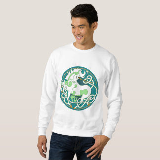 2014 sweatshirt de licorne de MinkMode -
