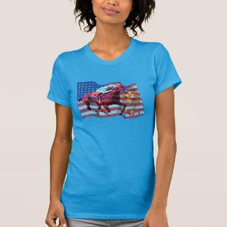 2015 T-shirts des femmes d'Américain Pharoah