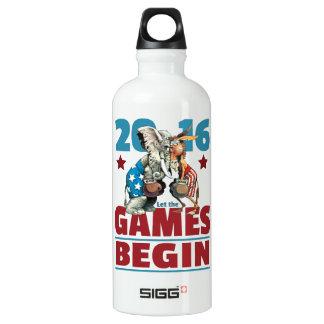 2016 - Laissez les jeux commencer