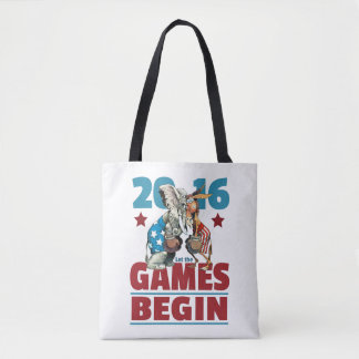 2016 - Laissez les jeux commencer Sac