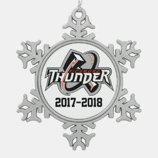 2017-2018 ornement de tonnerre